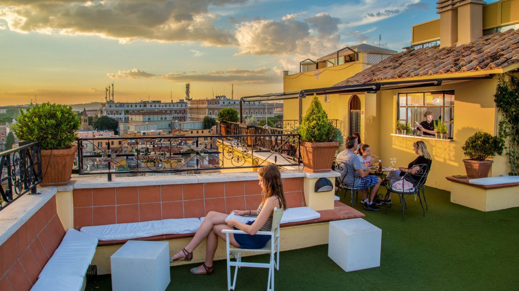 Hotel Colosseum Rome Official Website Hotel 3 Stars