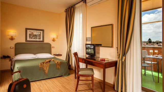Hotel Colosseum Rom | Offizielle Website | Hotel 3 Sterne