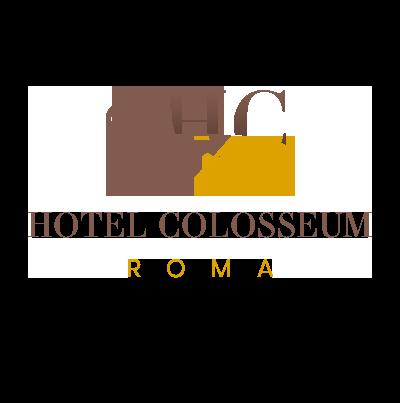 Logo Hotel Colosseum Roma